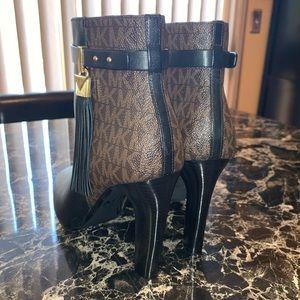 Michael Kors Shoes - Michael Kors Heel Booties